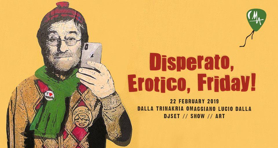 disperato erotico Friday_MA Catania