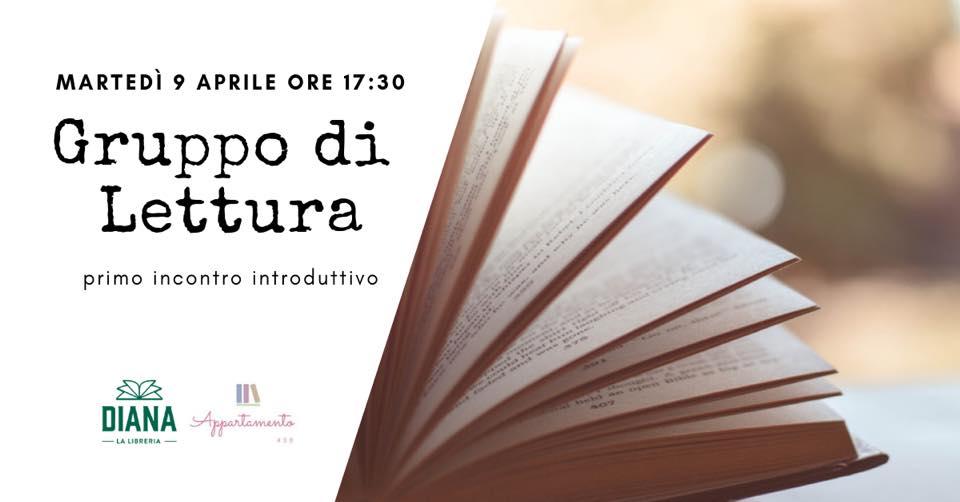 gruppo di lettura-libreria diana-siracusa