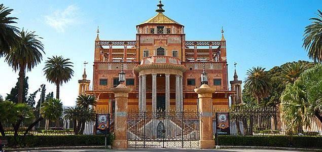 la real casina cinese di Palermo