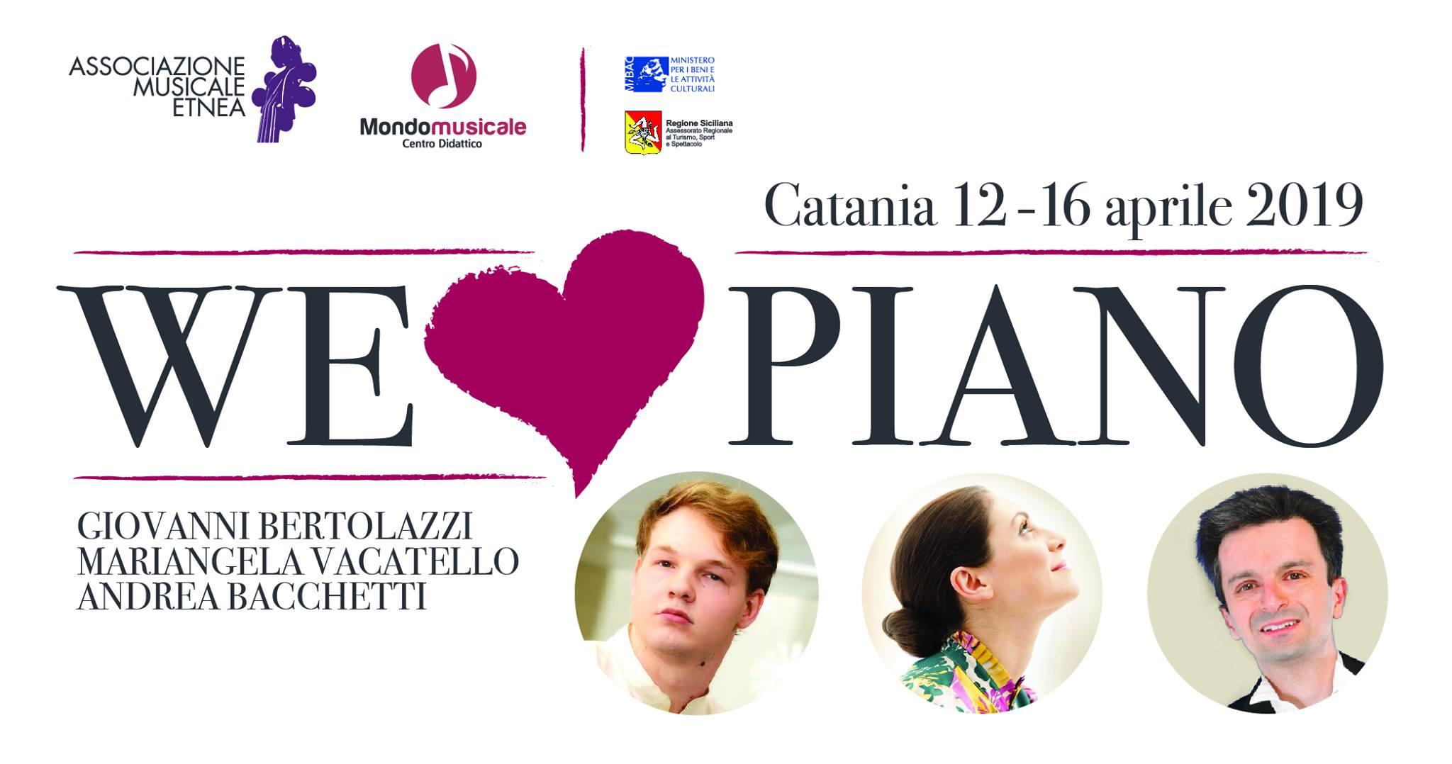 we love piano - catania