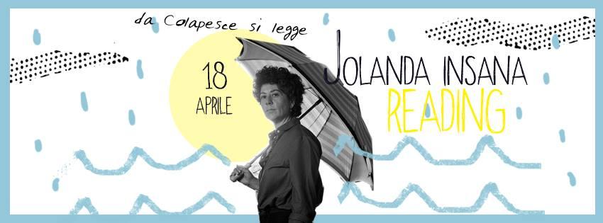 reading jolanda insana