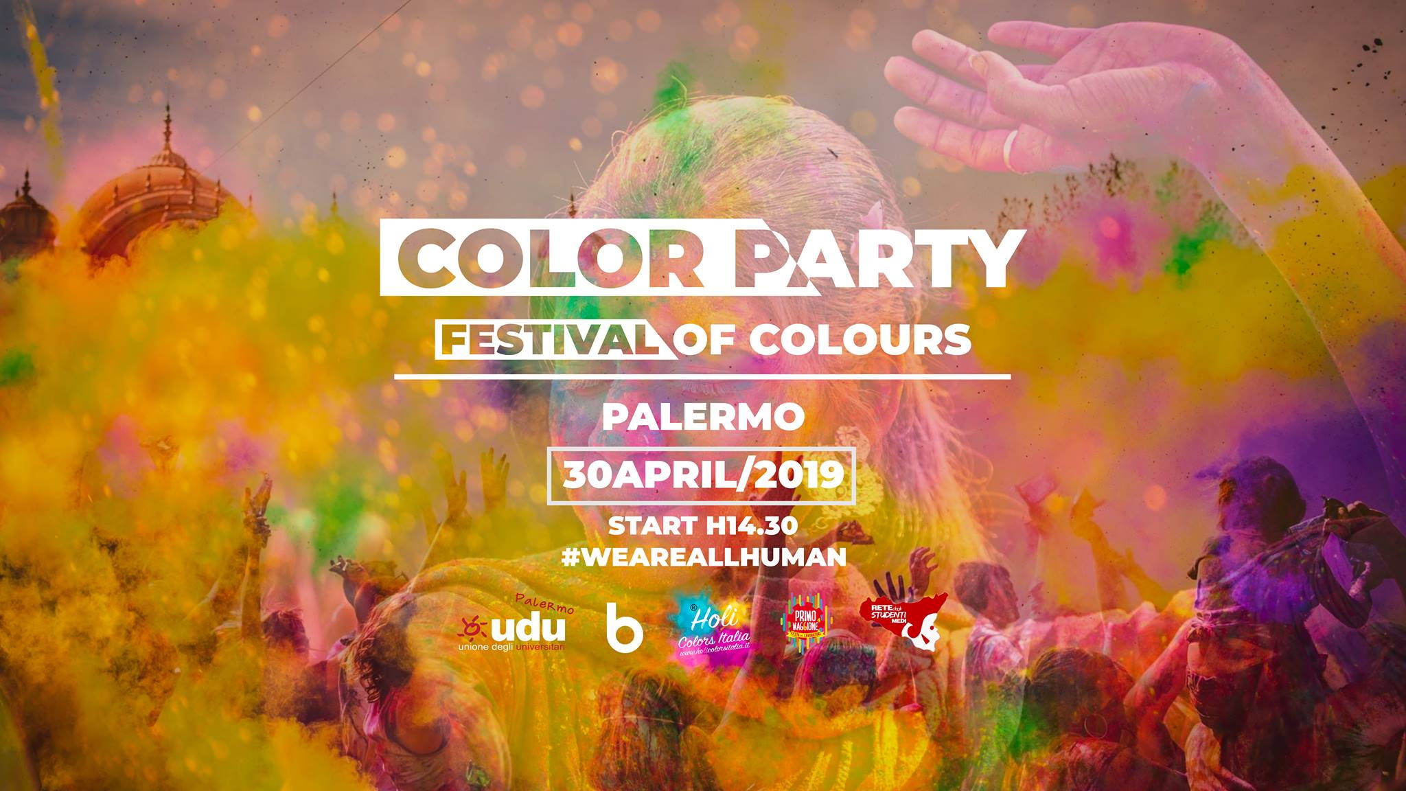 color party palermo
