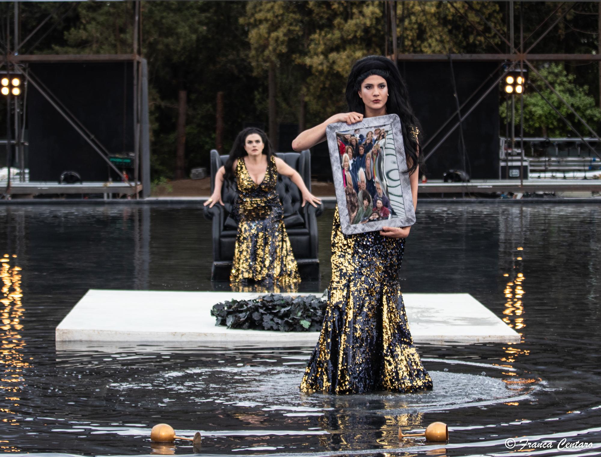 Elena  di Euripide, regia di Davide Livermore, foto di Franca Centaro