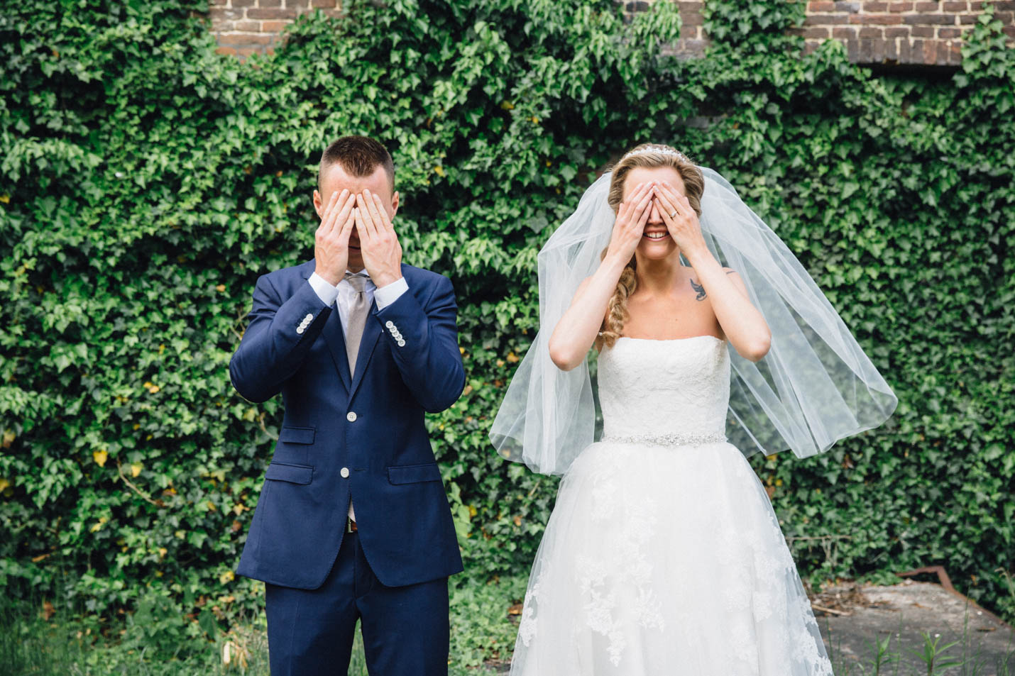 Wedding - Daniëlle & Mart