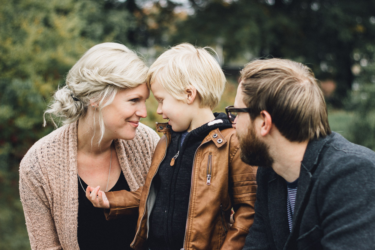 Family - Arno, Jolanda & Pepijn