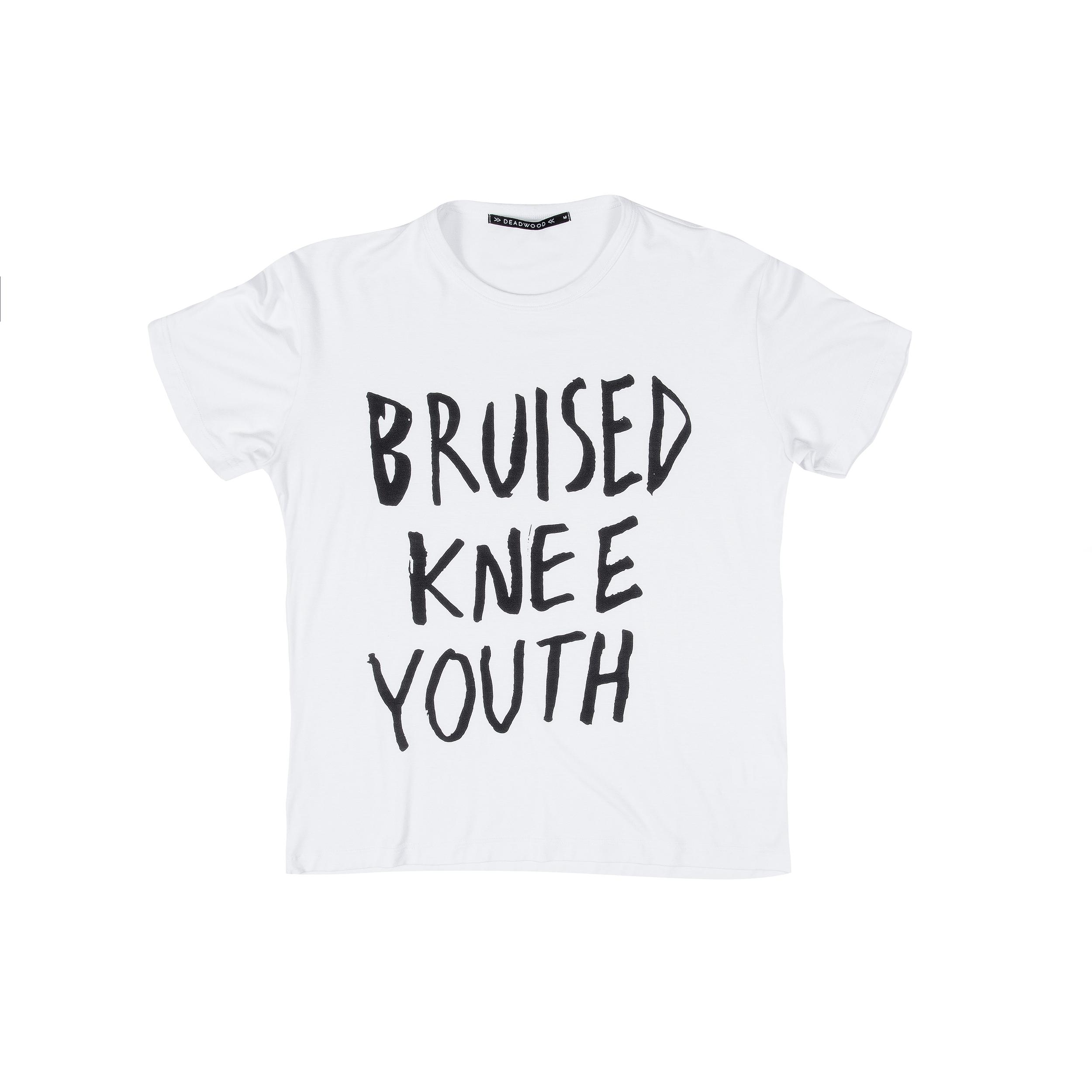 Bruised Knee Youth T-shirt