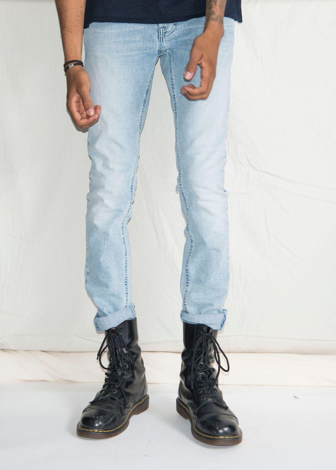 Nudie Jeans, Sweden   www.nudiejeans.com