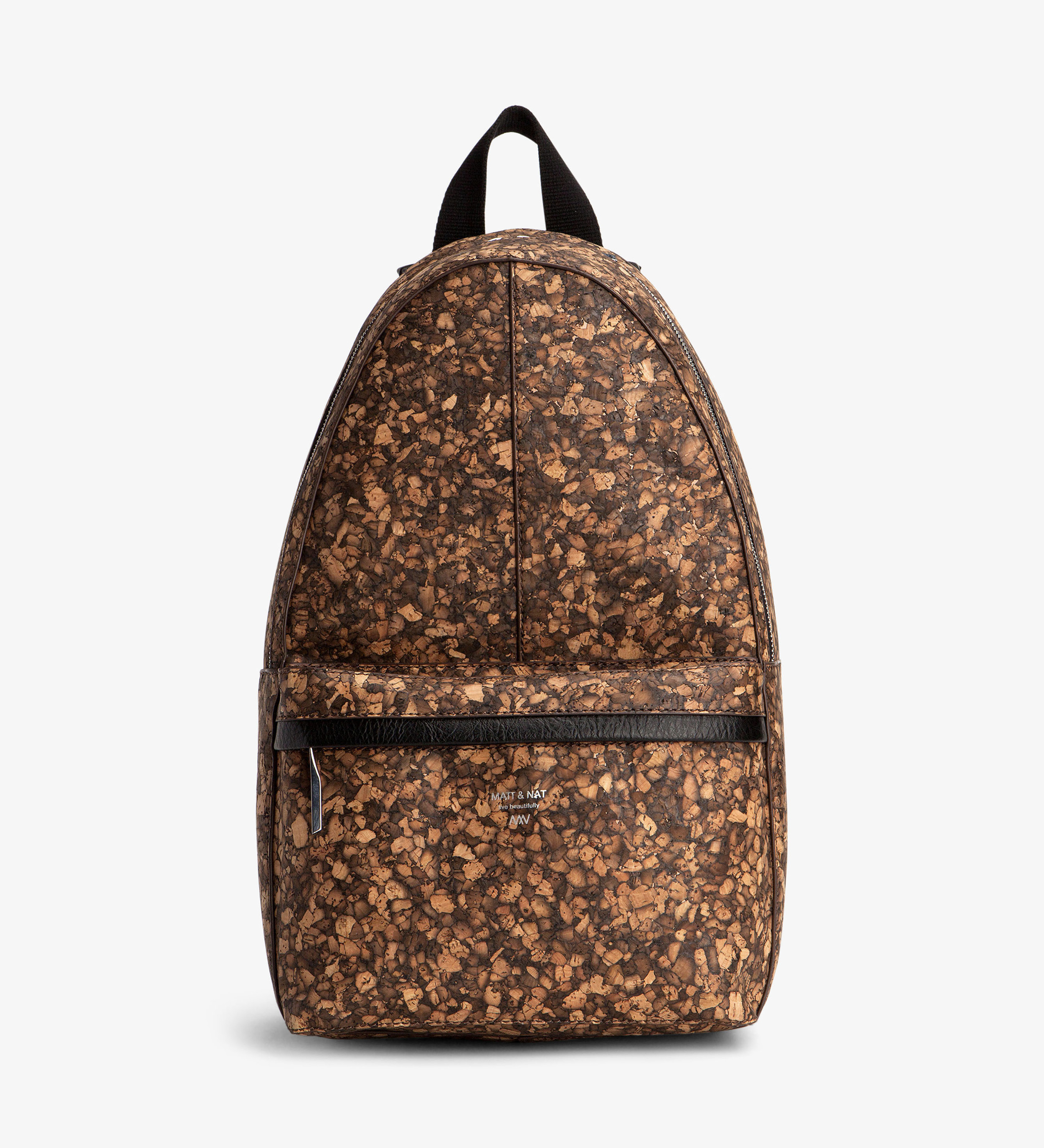 Reya Backpack in Natural from the Cork Collection - USD $185