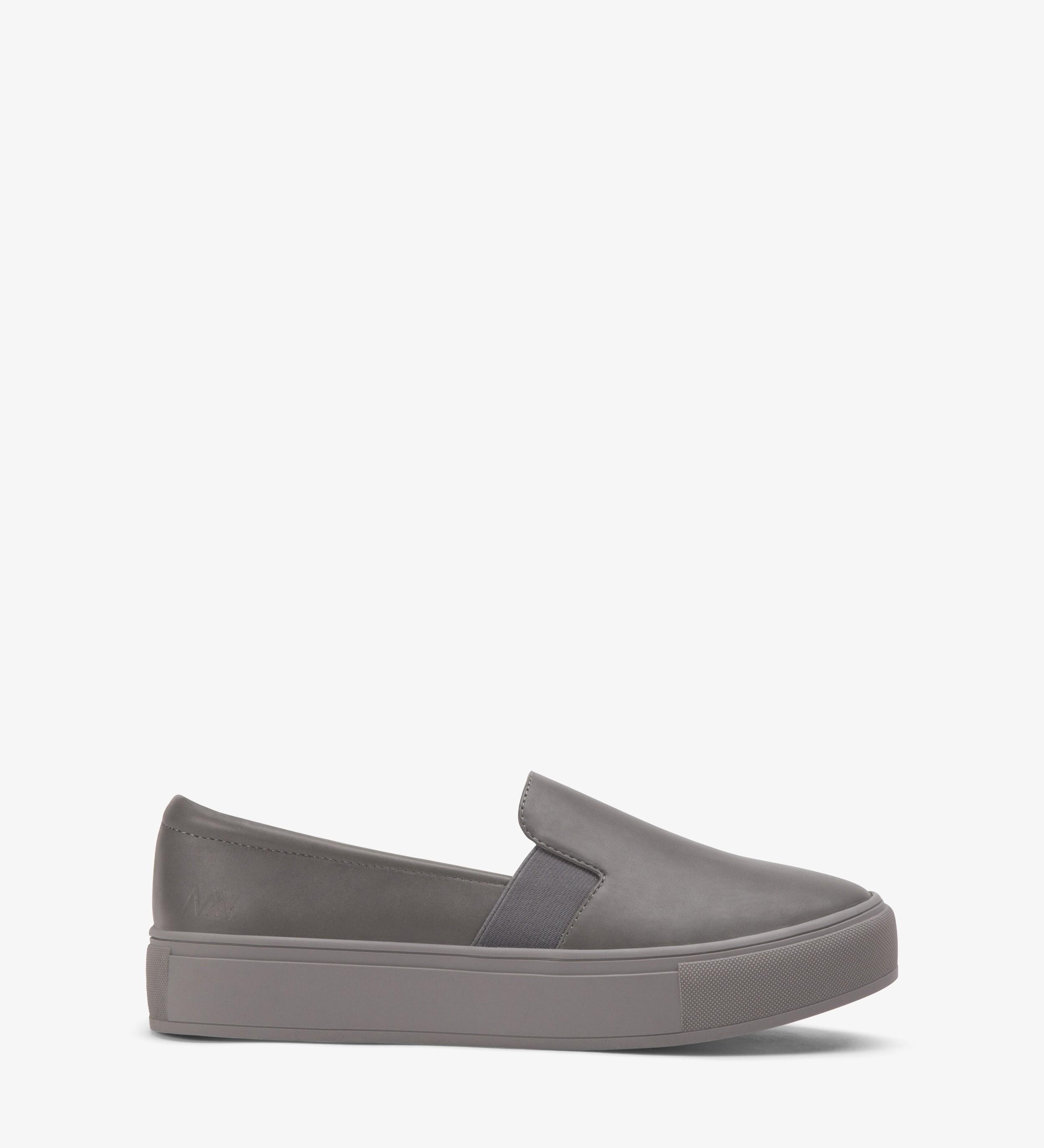 Berri Shoe in Cement - USD $90