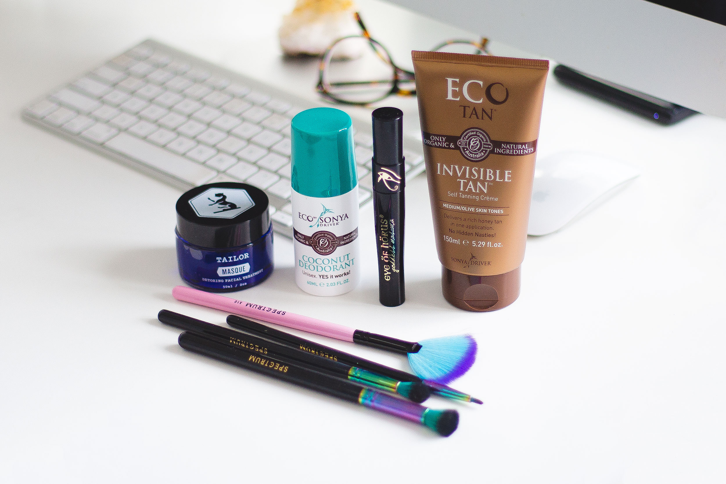 Some of the best sellers from  She Lives Cruelty Free