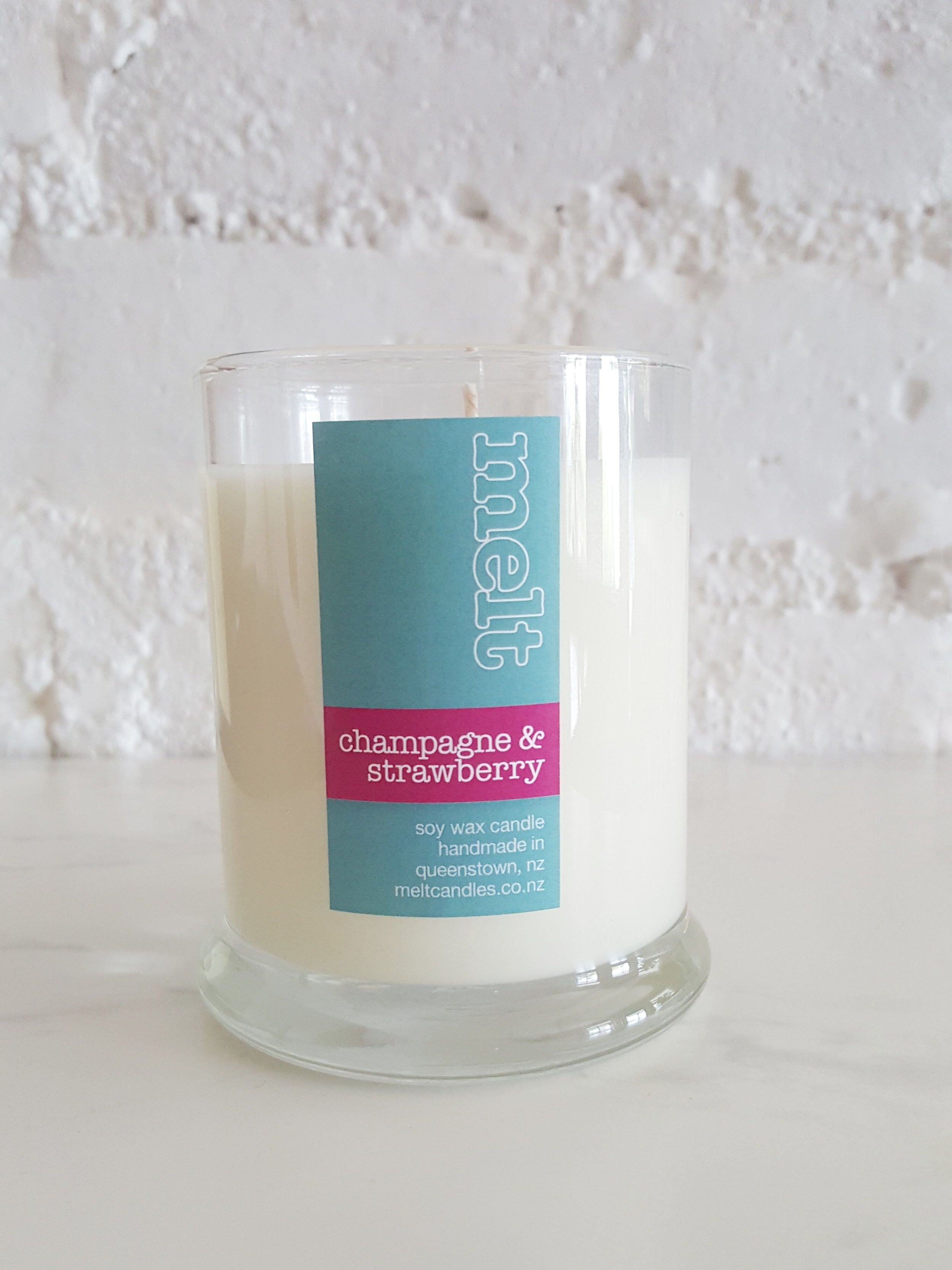 Melt Candles  also know their soy comes from sustainably grown crops in the states