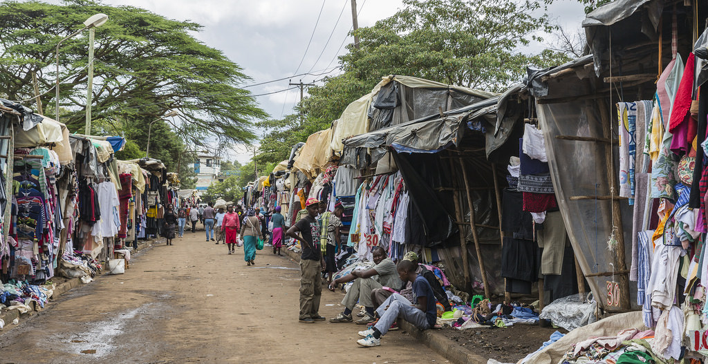 Toi Market, Kibera, Nairobi. Image Credit: Ninara / flickr.com