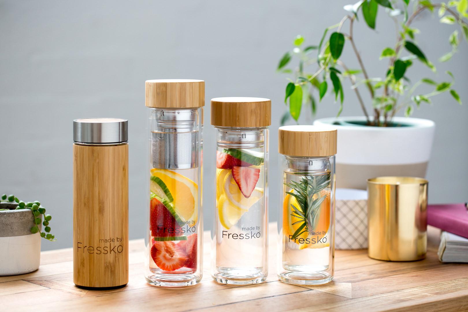 Fressko Flasks AUD $39.95 - $49.95
