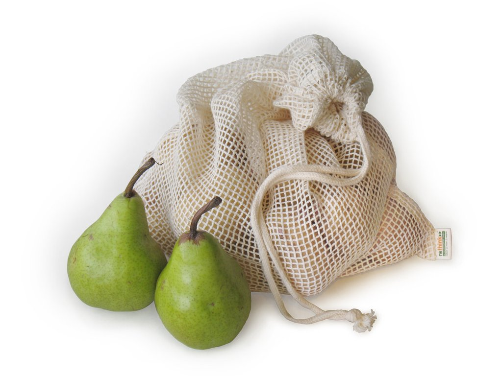 Reusable produce bag by Rethink: Multi-pack NZD $7.99
