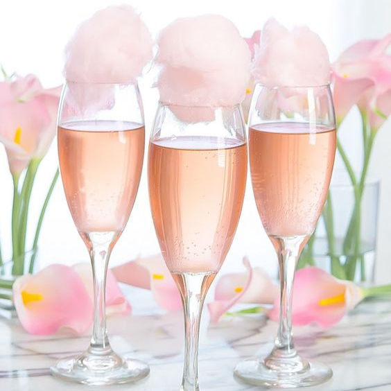 Picture credit:  http://kirbiecravings.com/2016/07/cotton-candy-champagne-cocktails.html