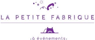 La petite fabrique à événements wedding planner logo mariage faire-part