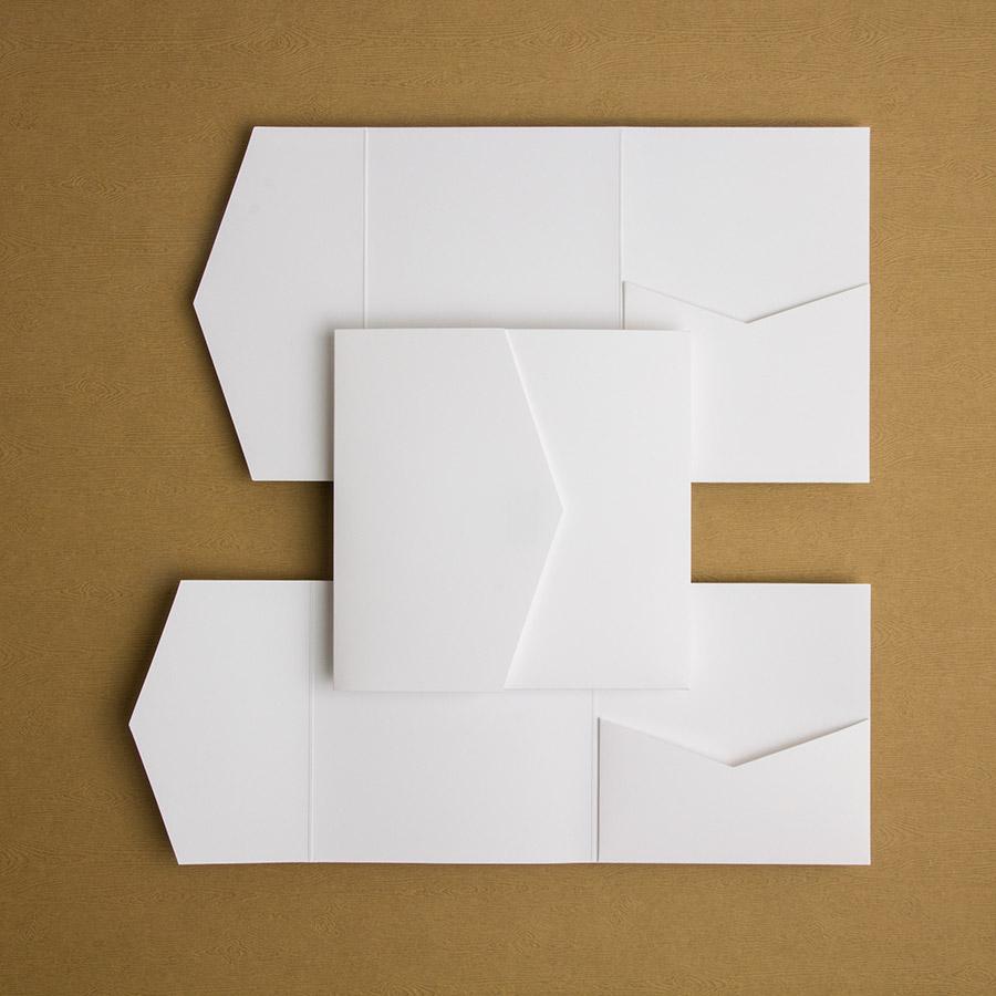 Pochette à compartiment côté     15x15, 10x13, 13x18