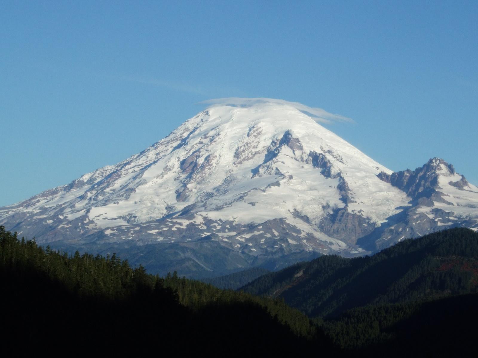 Mt. Rainier, September 2010