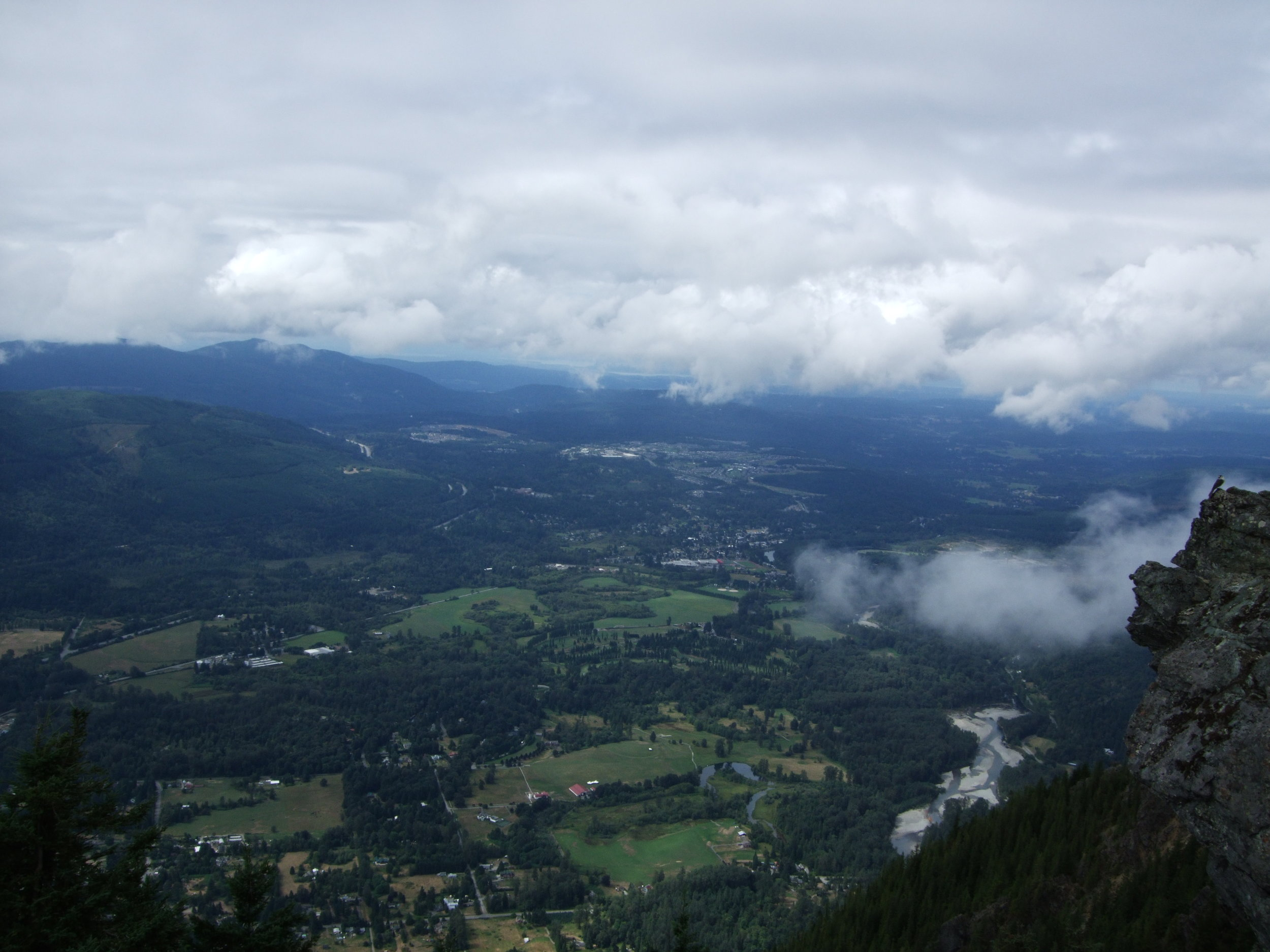 Mt. Si, August 2013