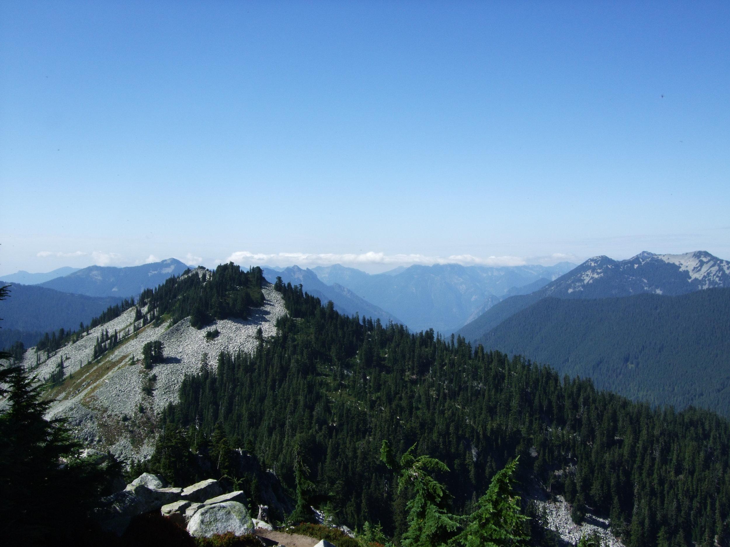 Granite Mountain, September 2013