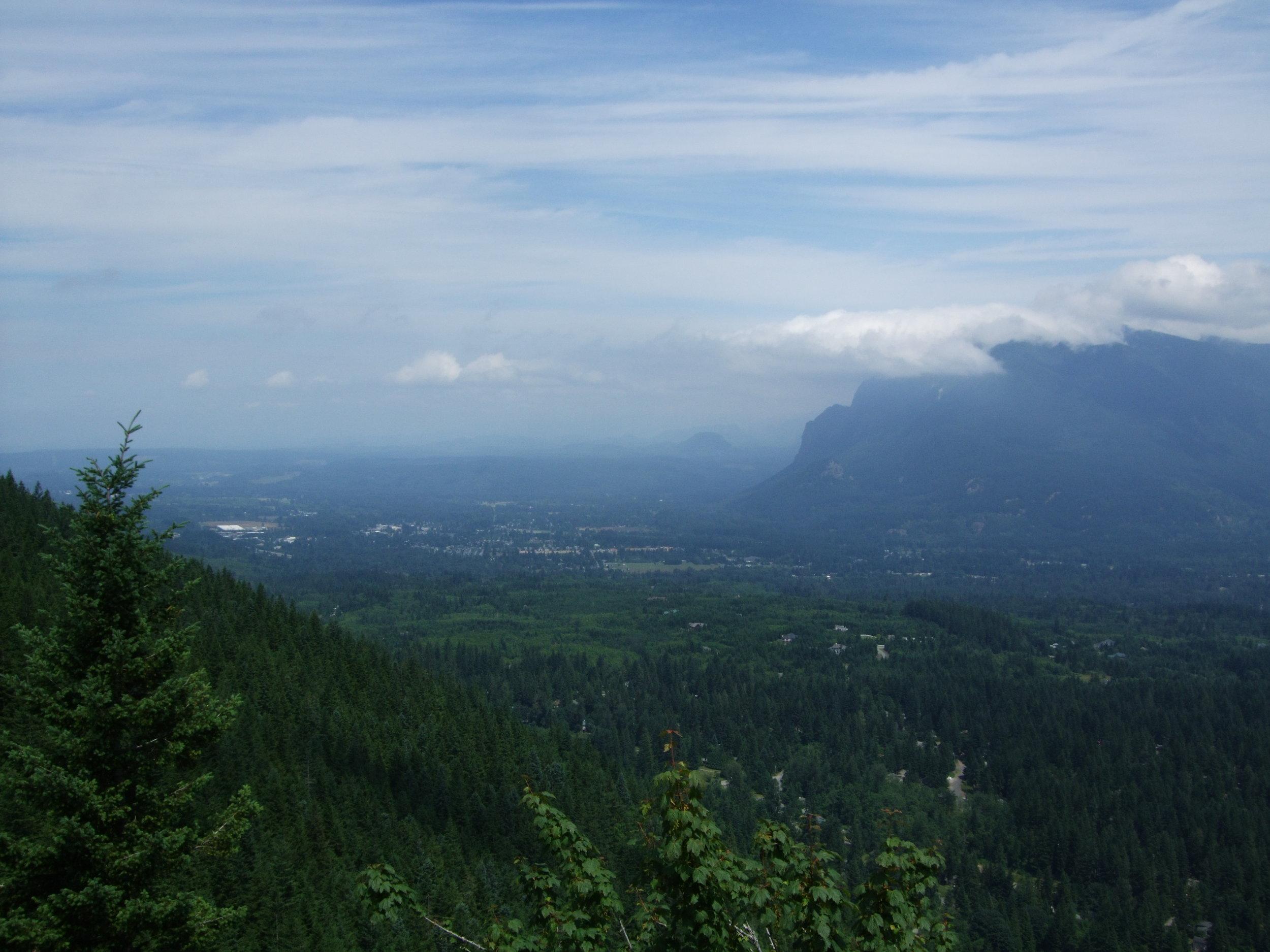 Rattlesnake Ridge, July 2013