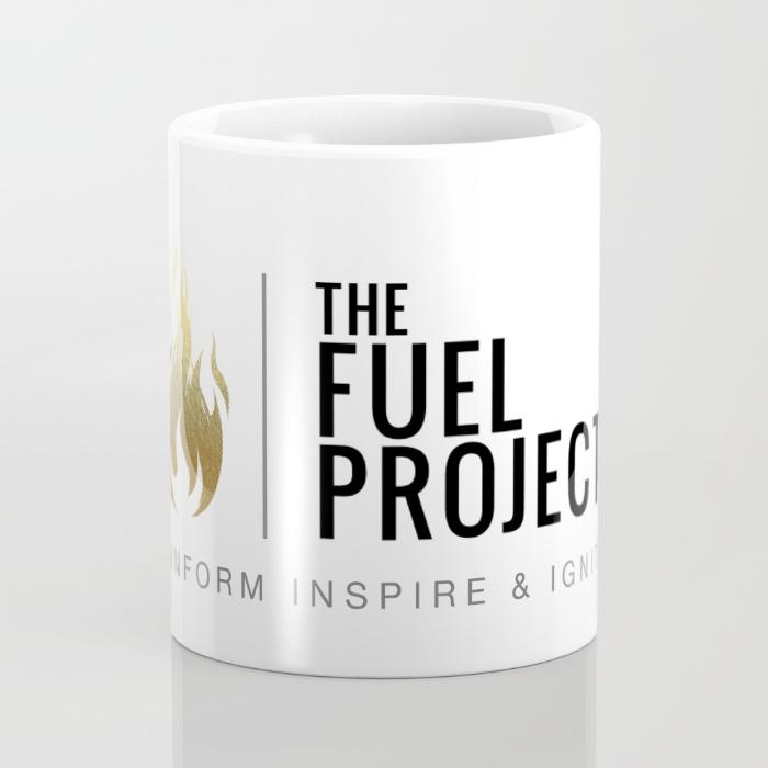 Fuel Logo Mug           $15   11oz & 15oz Available