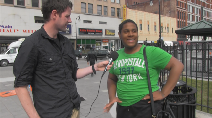 Street Interviewers - We're looking for people around the world who would be willing to do some street interviews for Fuel, as and when needed. If you volunteer, we'll email you occasionally with some questions to take to the general public. You would then go to a local hang-out spot in your community and film responses.