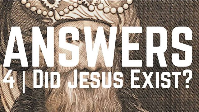 Did Jesus exist? Historians are in no doubt! Link in profile...
