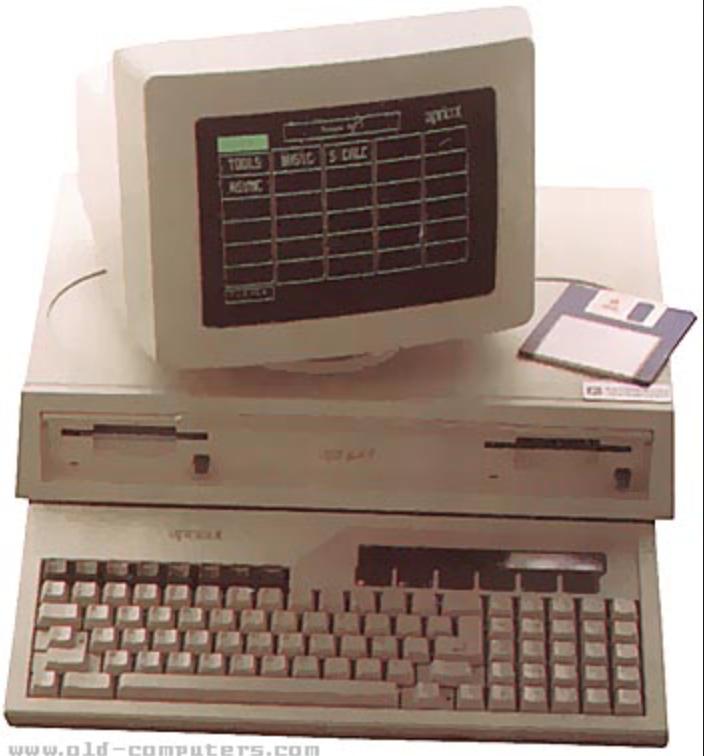 Apricot Computer
