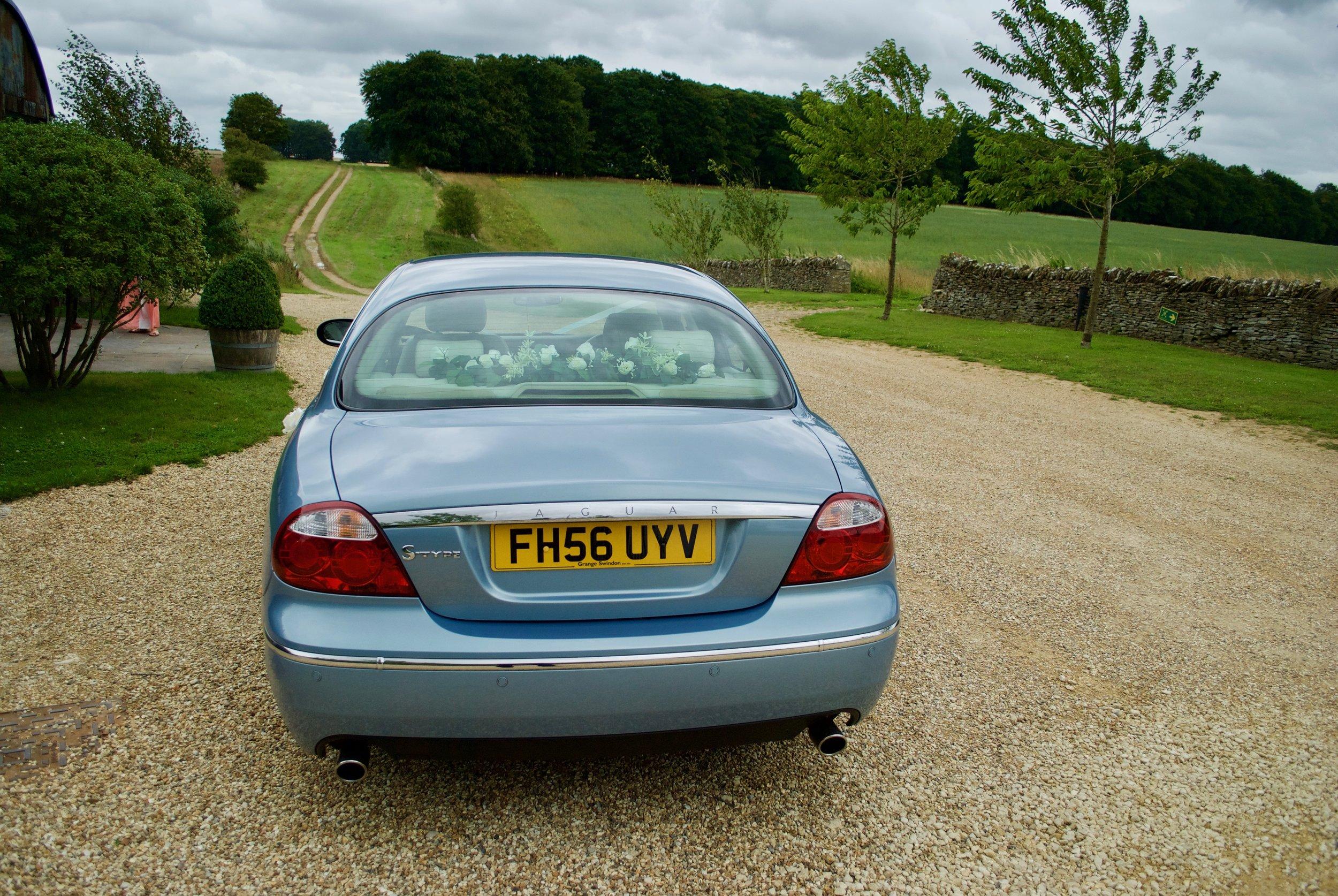 S Type off roading