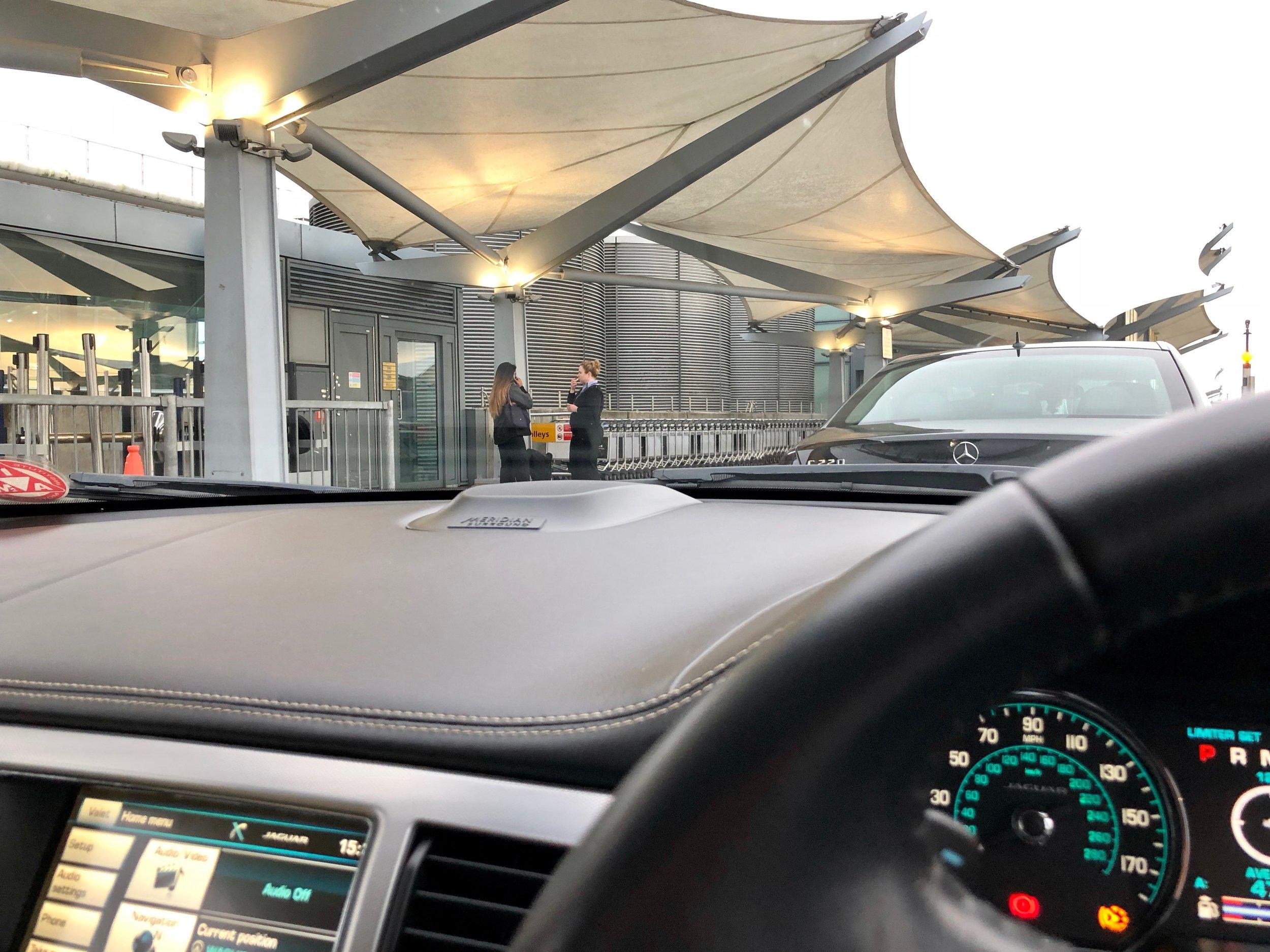 Heathrow Terminal 5
