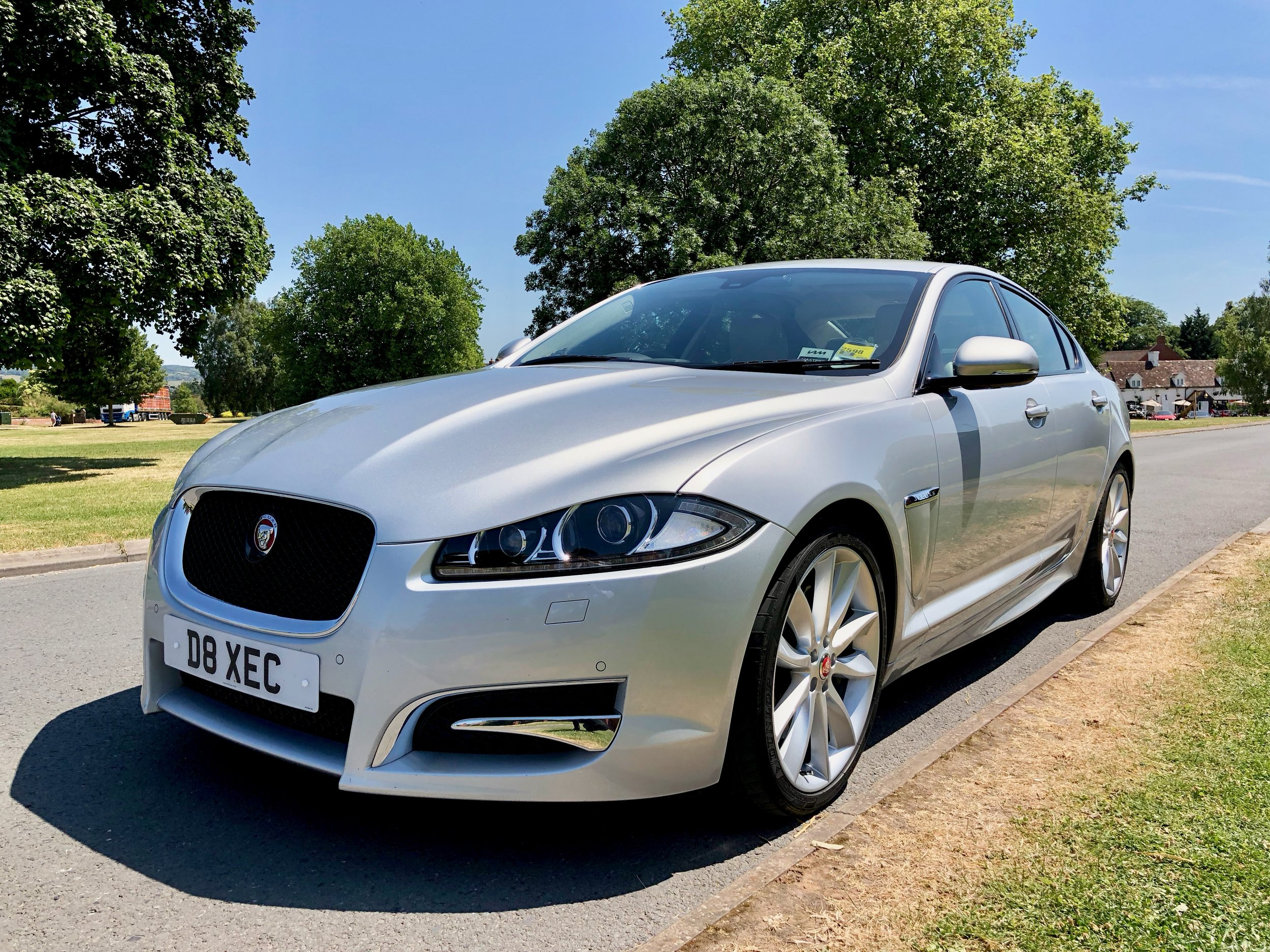 Jaguar XFS