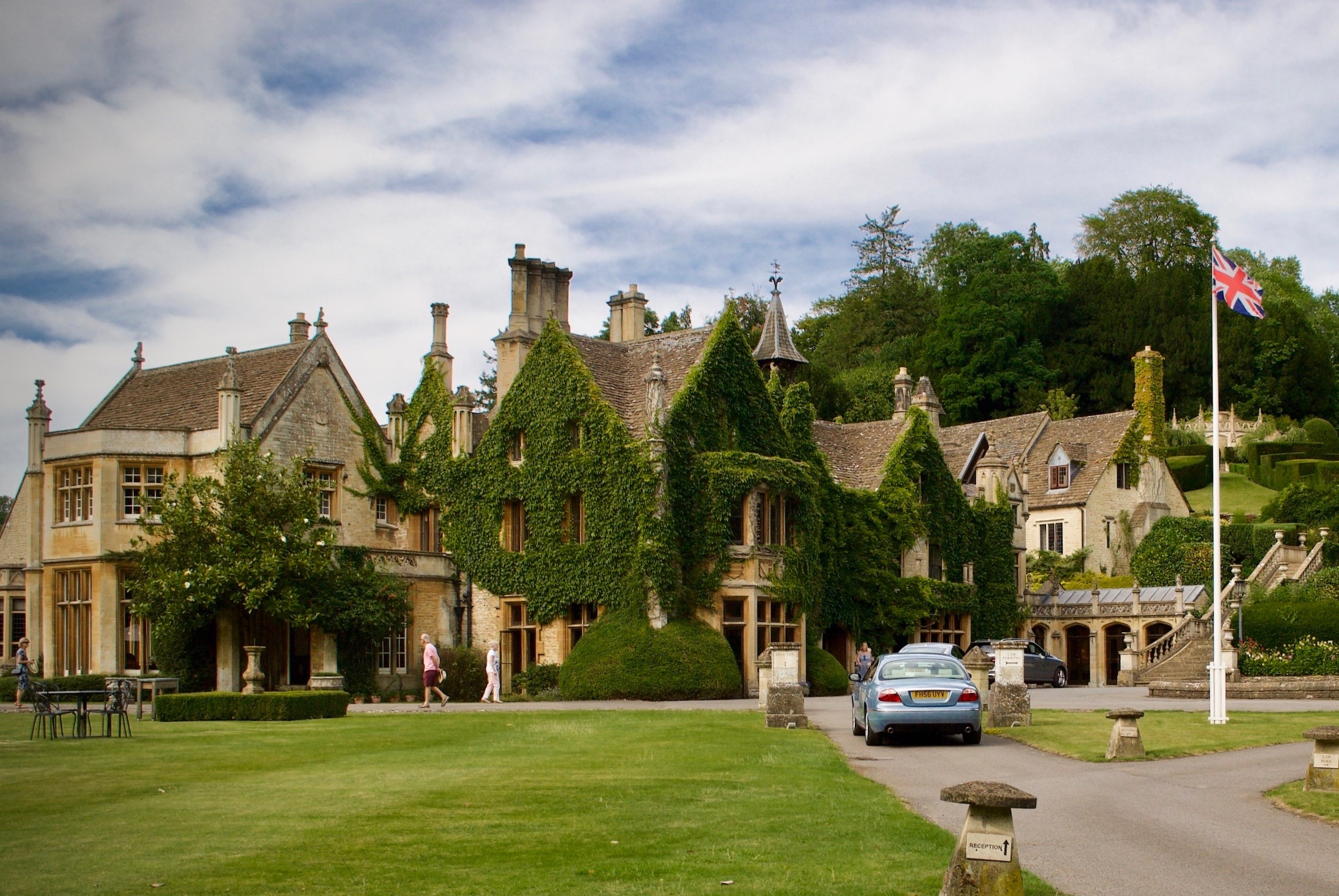 Manor House Hotel Castle Combe