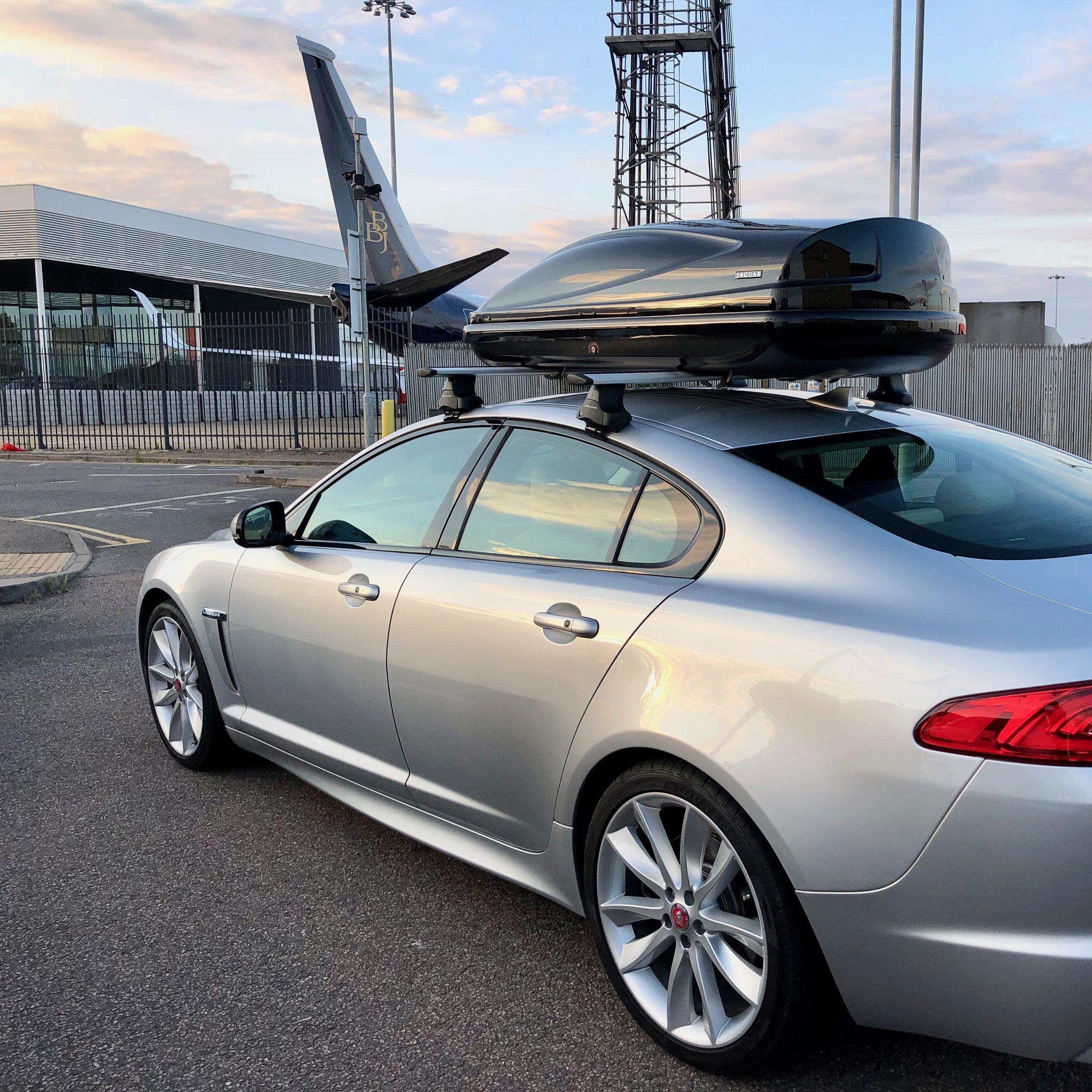Chauffeur Private Hire Jaguar Car