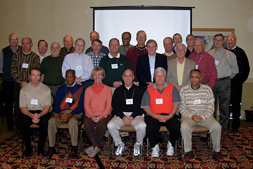 Y-USA Retired CEO Executive Coaches Program First Group 2007