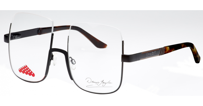 Snooker Glasses - Dennis Taylor's specialised snooker glasses are available at all Specs2U branches.  Extra deep lenses mean that you no longer look over the top of your glasses when playing - giving you better visual performance on the green baize.