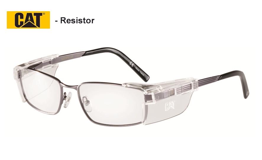 Caterpillar Resistor - Metal frame for strength.