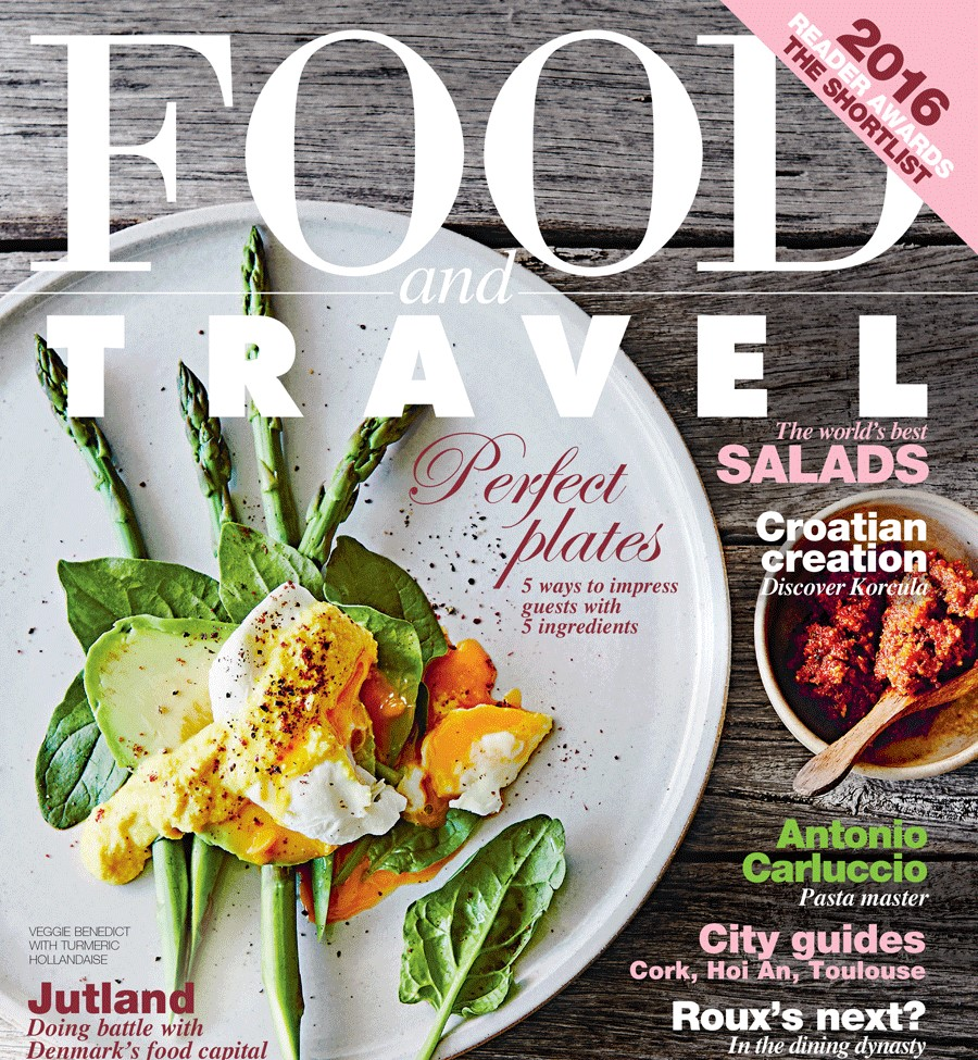 Gourmet Traveller feature on Hampshire in Food and Travel