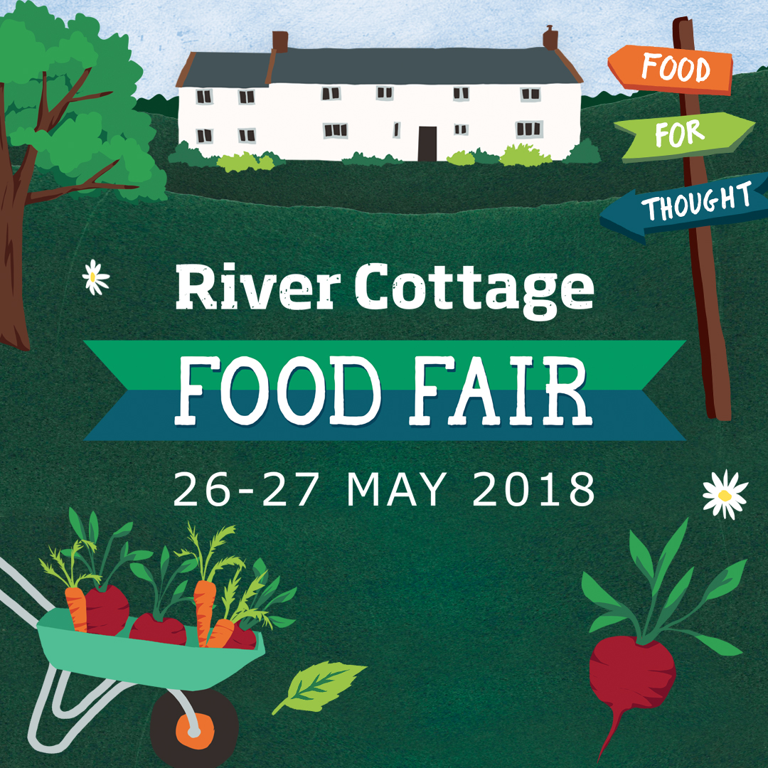 River Cottage Food Fair, a food lover's dream weekend