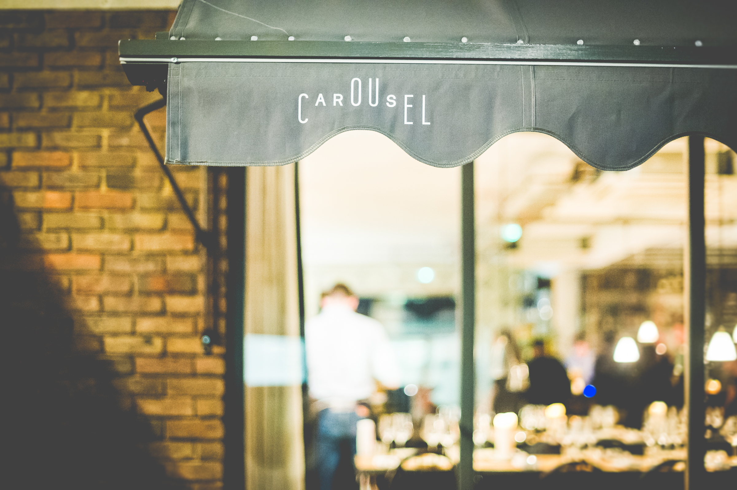 Three international chefs will cook a week long residency each at Carousel, London.