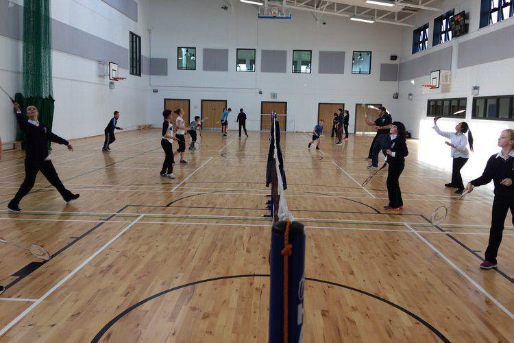 Badminton -