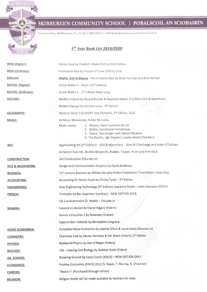 5th Year Book List.jpg