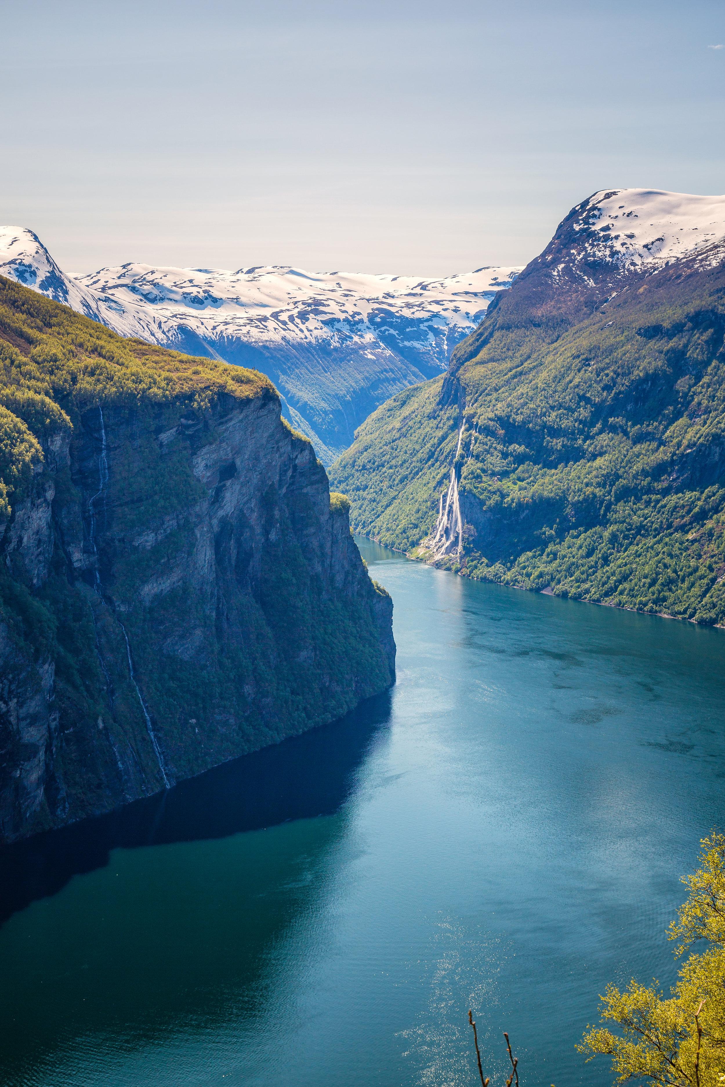 Norway (Fjords) -
