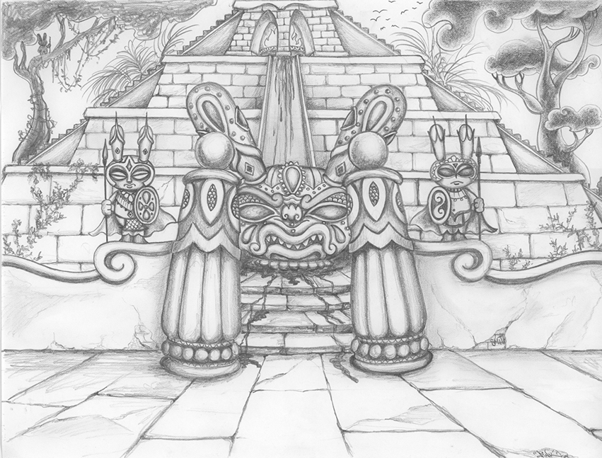 Dunny Bunny Temple