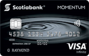 I use Scotia Momentum Visa for Gas/Groceries for 4% Cashback. There is a $99/year fee for this card.