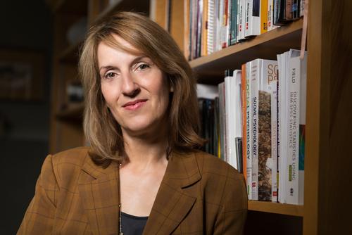 Lab director - Lucia F. O'Sullivan