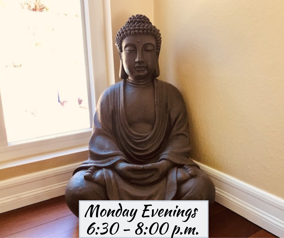 Monday Meditation Healing Circle Picture - Buddha.png