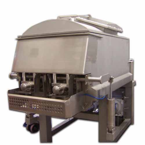 Single or Twin Screw, Batch or Laydown 10lb up to 4000 lb Cheese Cookers, Jacketed, Sanitary Steam Valves & Seals