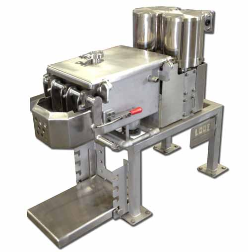 Single or Twin Screw 10lb Lab Process Cheese Cookers, Steam Injection, Jacketed, Custom Automation Controls