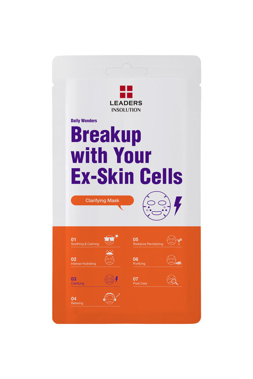 Daily Wonders Breakup with your ex skin cells